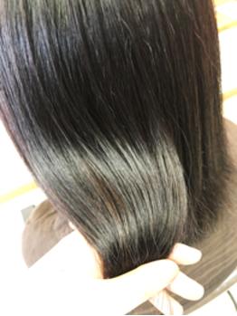 浜松市の縮毛矯正クセストパー 美容室和世