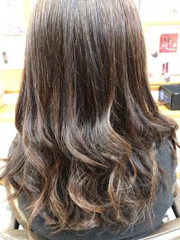 髪の毛が傷まない和漢カラー