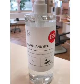 手指を保湿しながら消毒してくれるバンドジェル