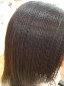 浜松の縮毛矯正 美容室CAZUYO