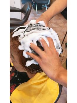 炭酸水素スパ Hair&Make CAZUYO