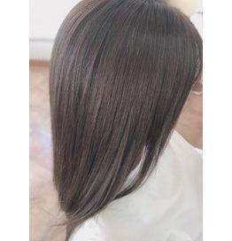 明るい白髪染め 美容室CAZUYO